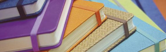 Lanybook, individuelle Notizbücher, Kalender, individuelles Notizbuch