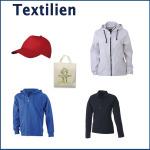 Taschen, Schürzen, Caps, T-Shirts, Poloshirts, Workware, Fleece, Outdoor