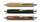 Holzkugelschreiber edle Werbegeschenke aus Holz